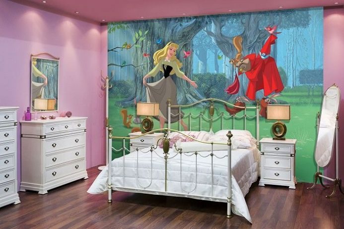 Disney paper wallpapers & wall murals | Homewallmurals